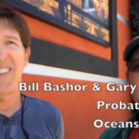 Bill Bashor and Gary Koston